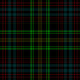 Seamless plaid pattern Stock Images