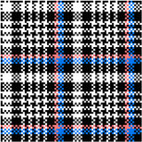 Seamless plaid pattern Stock Photo