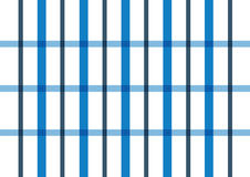 A seamless plaid pattern in blue tone colors. A seamless plaid pattern in blue tone colors on white background Vector Illustration
