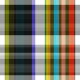 Seamless Plaid Pattern Royalty Free Stock Images