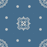 Seamless plain simple pattern for wallpaper Stock Images