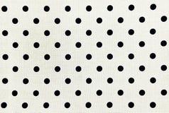 Seamless polka dot background Royalty Free Stock Photography