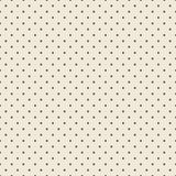 Seamless polka dot background Royalty Free Stock Images