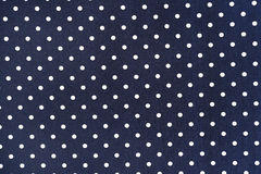 Seamless polka dot background Stock Images