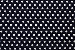 Seamless Polka dot background vector illustration