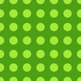 Seamless polka dot pattern Royalty Free Stock Photography
