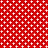 Seamless Polka dot Stock Images