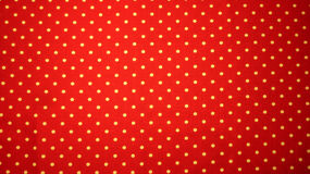 Seamless Polka dot textile background.  Royalty Free Stock Images