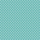 Seamless polka dots pattern background Royalty Free Stock Photos