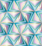 Seamless Polygonal Colorful Pattern. Geometric Abstract Background. Vector Illustration. Seamless Polygonal Colorful Pattern. Geometric Abstract Background Stock Photo