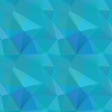 Seamless Polygonal Pattern, Background Stock Photography