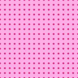 Seamless pop art background pattern pink red pastel polka peas, vector background design comics, pop art style. Seamless pop art background pattern pink red Royalty Free Stock Photography