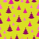 seamless present för julgarneringpapper vektor illustrationer