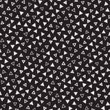 Seamless primitive jumble minimalism patterns. Randomly scattered geometric shapes. Abstract background design. Seamless primitive jumble minimalism patterns Royalty Free Stock Image