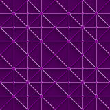 Seamless purple net Stock Photo