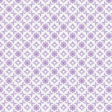 Seamless purple pattern background Stock Photography