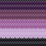 Seamless Purple Pattern from Square Intersections Stock Photography