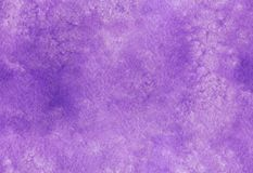 Seamless purple watercolor texture. hand drawn watercolor background. Colorful splashing in the paper stock photography