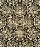 Seamless radial pattern Royalty Free Stock Images