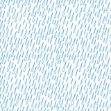Seamless rain drop pattern Stock Photos