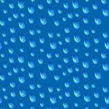 Seamless rain pattern. Stylish colorful texture Stock Photo