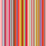 Seamless rainbow curved stripes color line art vector background Stock Photo