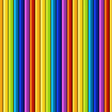 Seamless rainbow pattern Royalty Free Stock Images