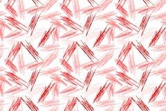 Seamless random doodling pattern texture Royalty Free Stock Photos