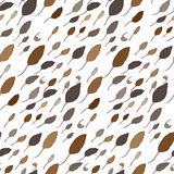 Seamless Rats Pattern. Seamless pattern of various red-eyed rat cartoons for wallpaper and backgrounds. EPS contains swatch Royalty Free Stock Photography