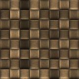 Seamless rattan weave background stock illustration