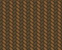 Seamless rattan weave background macro image Stock Image