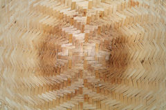 Seamless rattan wicker texture Royalty Free Stock Images