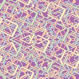 Seamless rectangle pattern Stock Photo