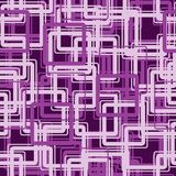 Seamless rectangle pattern Royalty Free Stock Photography