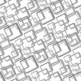 Seamless rectangle pattern royalty free illustration