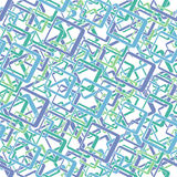 Seamless rectangle pattern Stock Photography