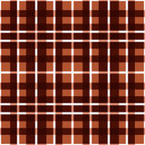 Seamless rectangular pattern in brown Stock Photography