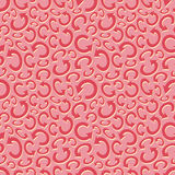 Seamless recycle background. Vector pattern. Stock Photography