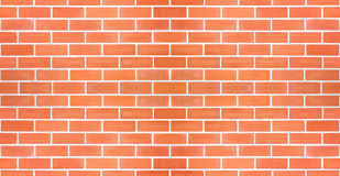 Seamless red brick white line. Seamless red brick white line pattern Stock Photo