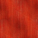 Seamless red brown rusty iron background wall Royalty Free Stock Image