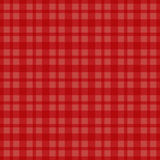 Seamless red cell background. Vector illustration Stock Photos