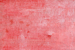 Seamless red cracked paint grunge background. Stock Images