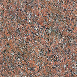 Seamless Red Granite Stone Background Texture Stock Image