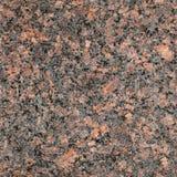 Seamless red granite stone texture. Seamless red granite stone closeup background texture stock image