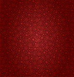 Seamless red pattern Stock Image