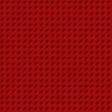 Seamless red pattern Stock Images
