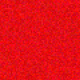 Seamless red polka dot pattern. Seamless polka dot pattern. Pattern of small red tiles vector illustration