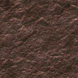 Seamless red soil generated texture Stock Image