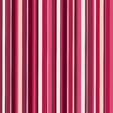 Seamless red stripe wallpaper stock image