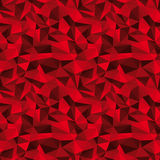 Seamless red vector background Royalty Free Stock Image